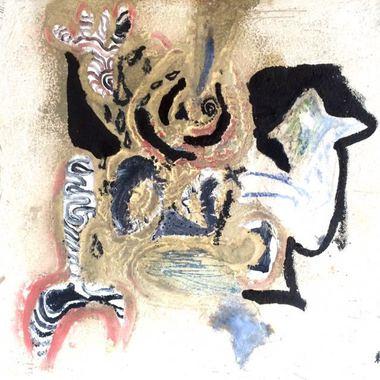 1616.「指紋と音楽と鳥」