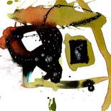 アート書道:「閉まってある風」ギャラリー追加しました。