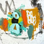 絵画:「稲作」ギャラリーに追加しました。