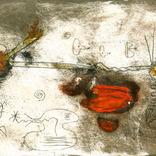 絵:「太陽と生き物たち」ギャラリー追加しました。