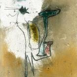 絵:「猫、オブジェ」ギャラリーに追加しました。