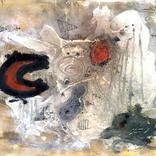 絵:「太陽、生き物たち、10」ギャラリーに追加しました。