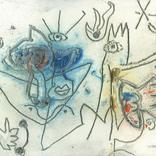 絵:「三角たちの行進、4,5」ギャラリーに追加しました。