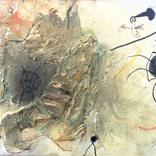 絵:「朝日、影、7」ギャラリーに追加しました。