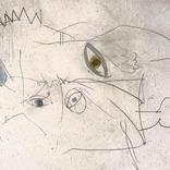 絵:「猫、未来派」ギャラリーに追加しました。
