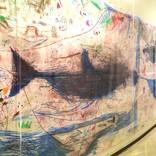「大空だ」ウニクス川越さんに展示されています。