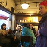 喫茶店ルコタージュさんでアトリエ主催の展示発表会でした。