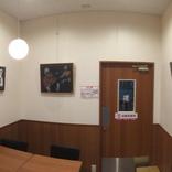 ファミリーマート川越大袋店さんで絵を飾らせて頂くことになりました。