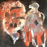 「1417.アムとハム」ギャラリーに追加しました。