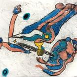 1653.「心配されて手も足も出ない。針の上へダイブ!」他1点ギャラリーに追加しました。
