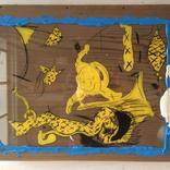1804.「黄色い冒険」他1点ギャラリーに追加しました。